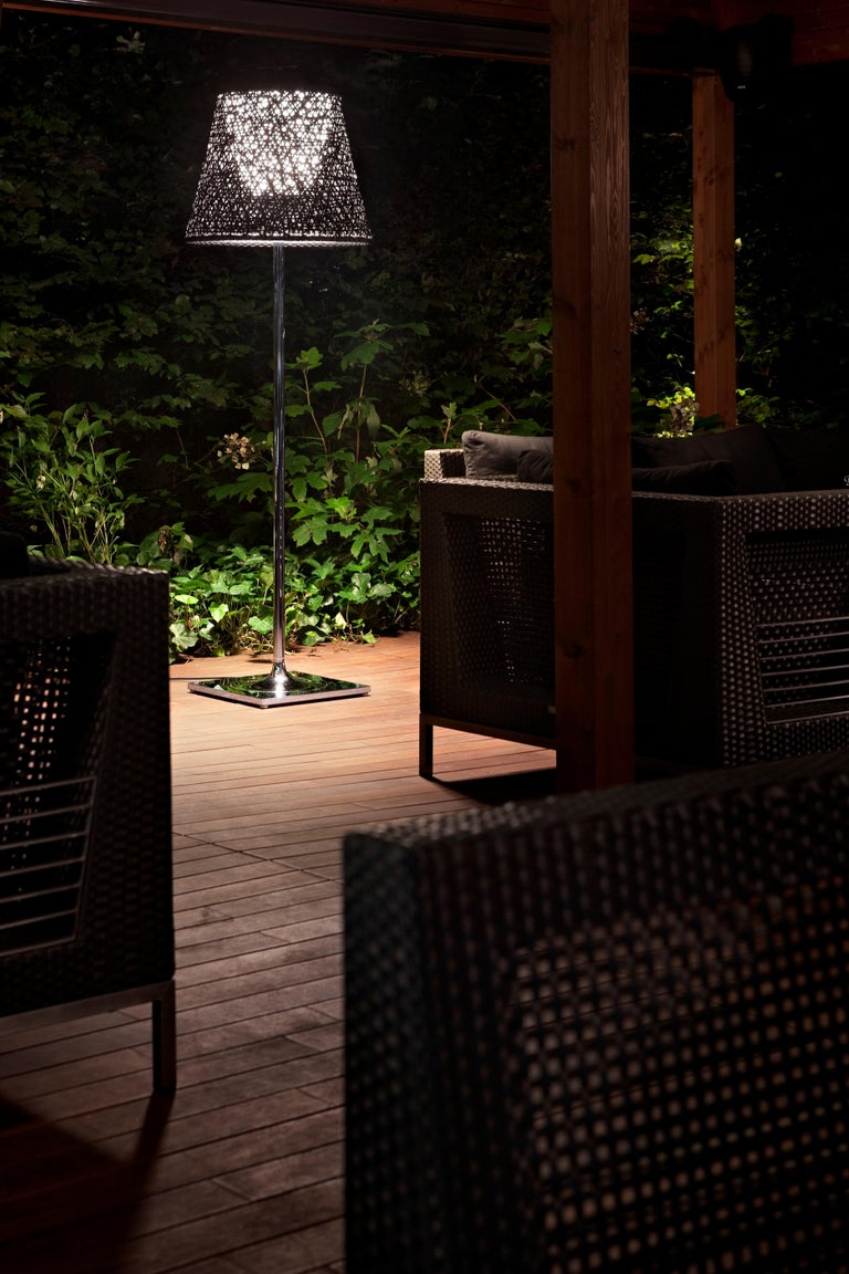 Modern FLOS Romeo Outdoor C3 Light in Panama by Philippe Starck For Sale