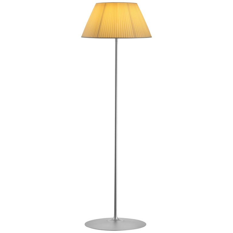 Flos Romeo Soft F Halogen Floor Lamp By Philippe Starck For Sale At