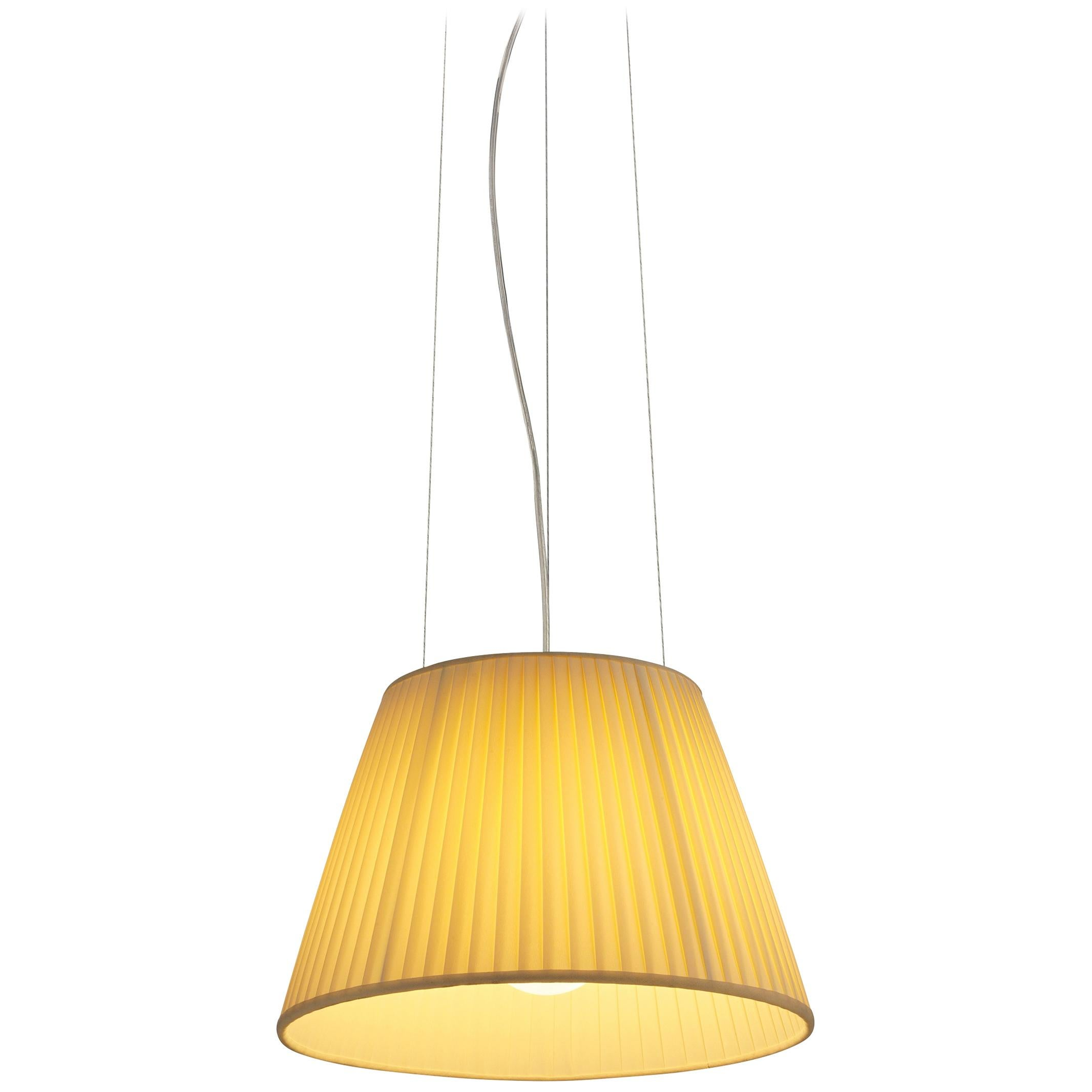 Flos Romeo Soft S1 Halogen Pendant Light By Philippe Starck For Sale At 1stdibs