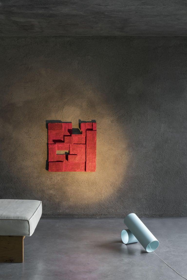 Flos Sawaru Floor Lamp by Nendo For Sale 10