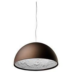 FLOS Skygarden S1 Halogen Pendant Light in Brown by Marcel Wanders