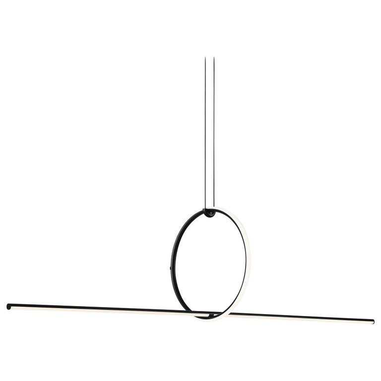 FLOS Small Circle and Line Arrangements Light by Michael Anastassiades For Sale