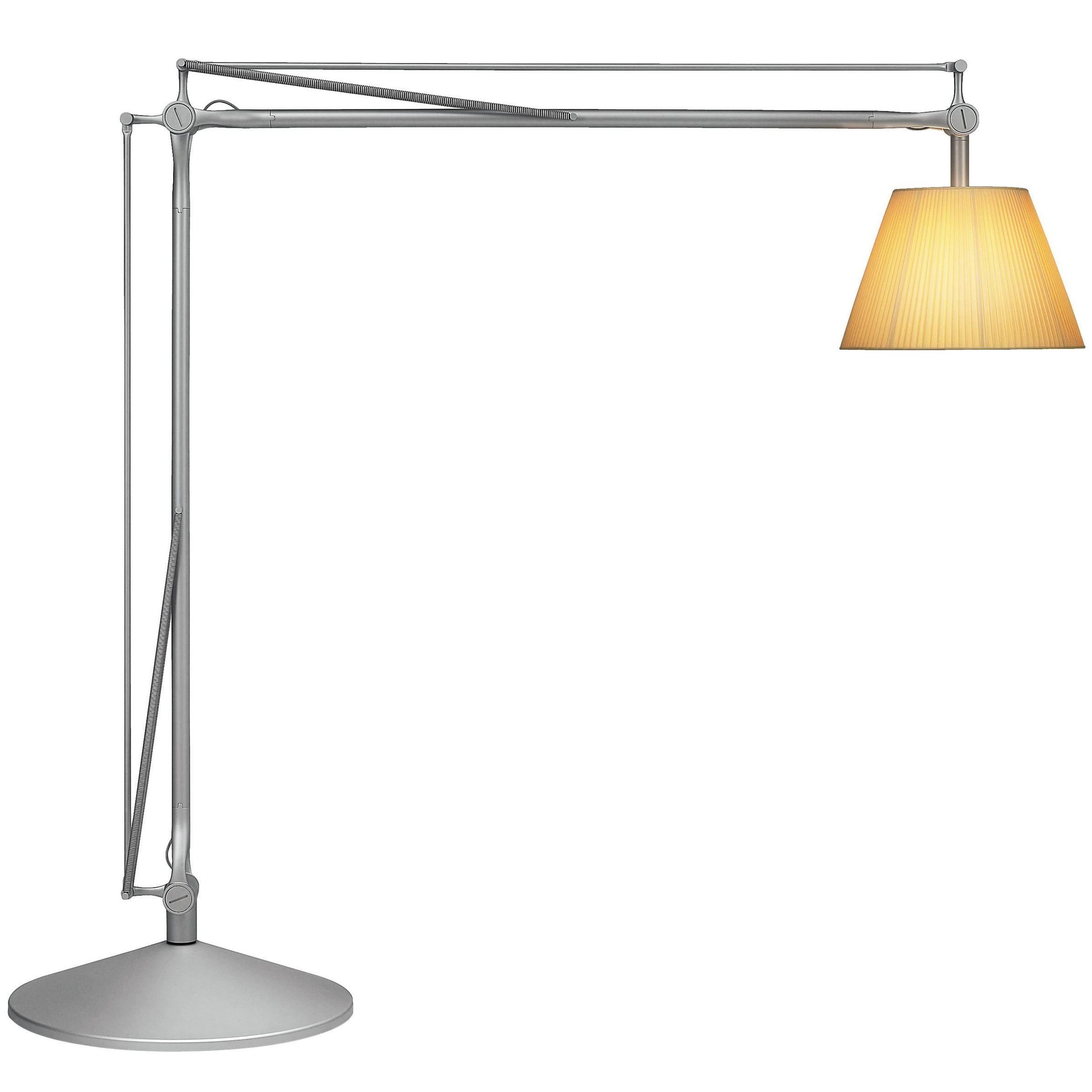 FLOS Superarchimoon Floor Lamp by Philippe Starck