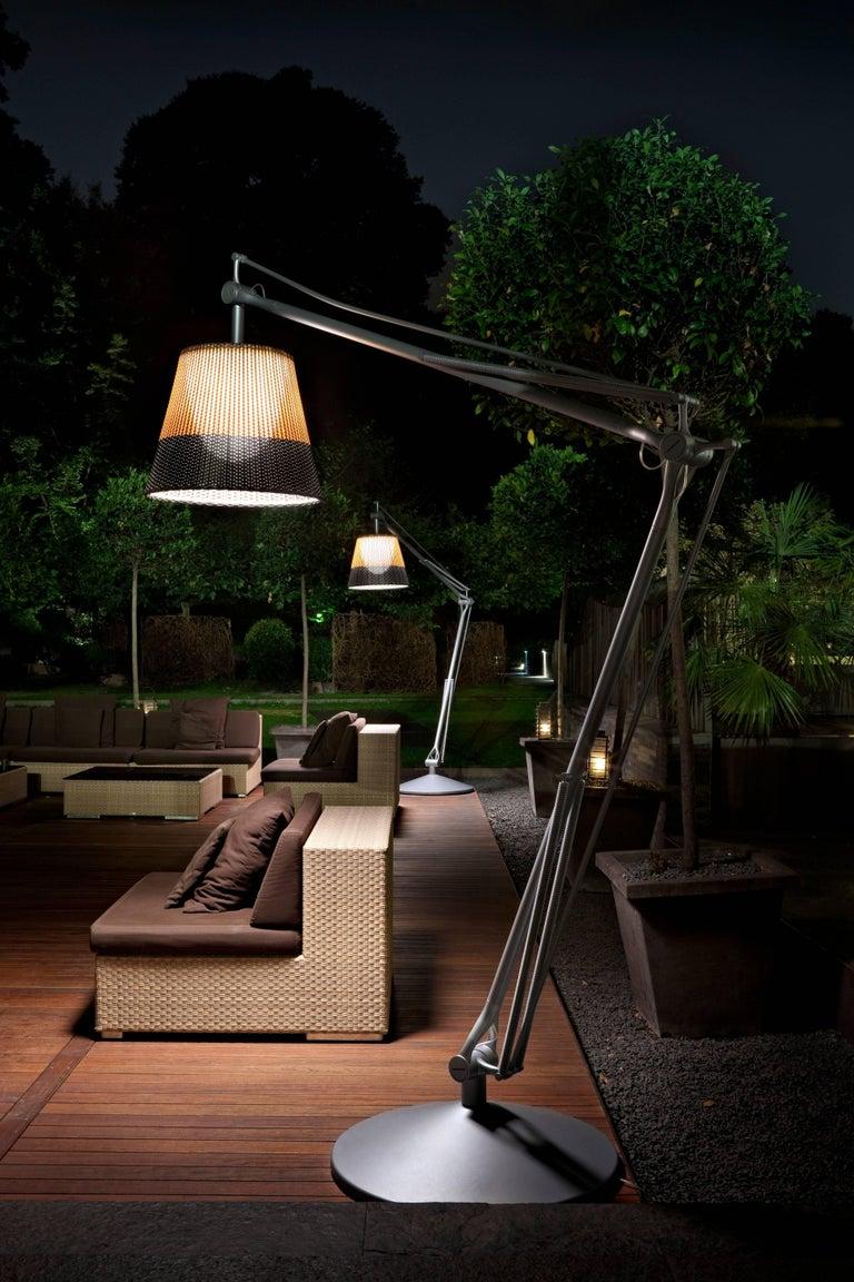 Flos Superarchimoon Outdoor Floor Lamp In Panama By