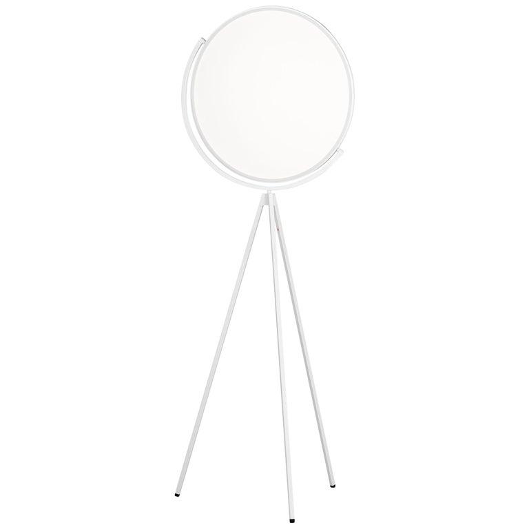 FLOS Superloon Floor Lamp in White by Jasper Morrison For Sale