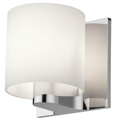 FLOS Tilee Wall Light in White by Marcello Zilliani