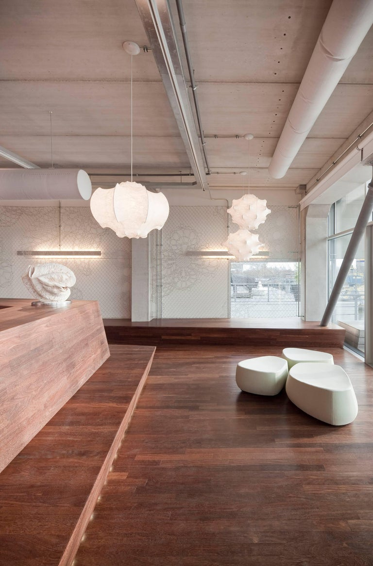 Modern FLOS Viscontea Pendant Light by Achille & Pier Giacomo Castiglioni For Sale
