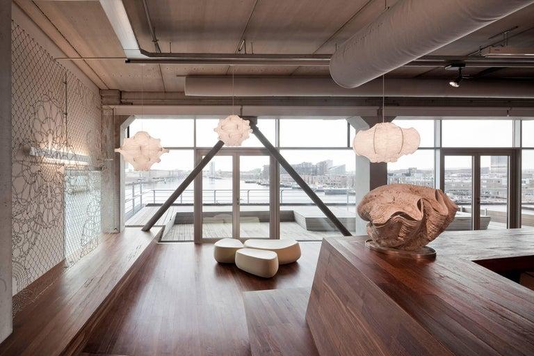 Italian FLOS Viscontea Pendant Light by Achille & Pier Giacomo Castiglioni For Sale