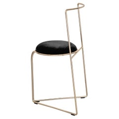 Flow Chair Aureo Contemporary and Minimalist Chair Made in Italy by LapiegaWD