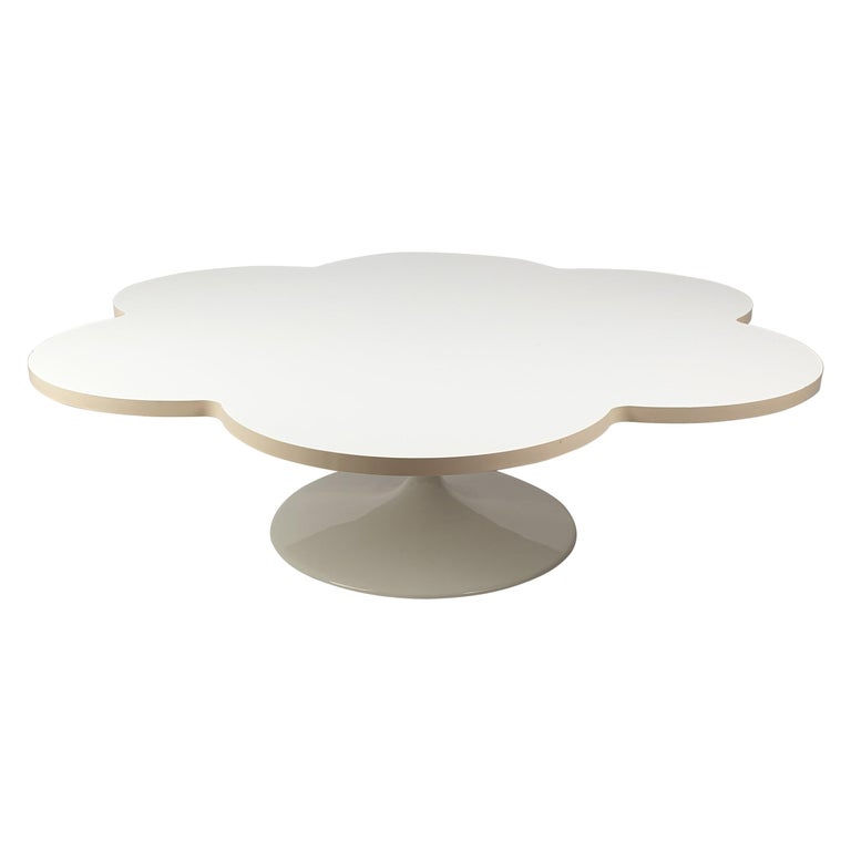 Kho Liang le for Artifort Flower Coffee Table, 1960, offered by The Dutch Villa