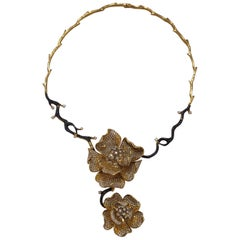 Sapphire Link Necklaces