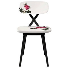 Flower Dining Chair by Nika Zupanc, Made in Italy