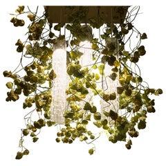 Flower Power Physalis Chandelier, Italy