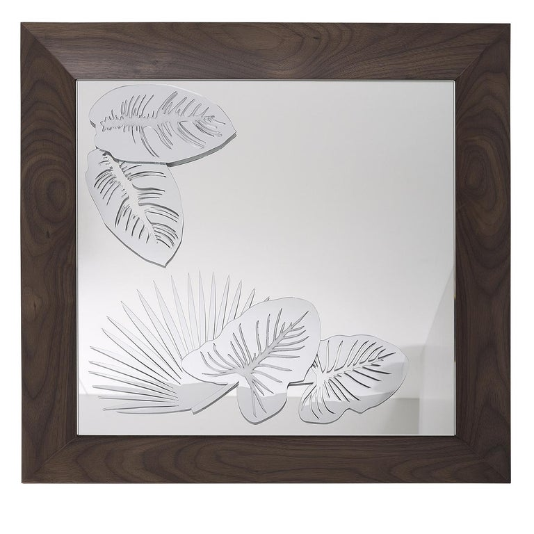 Flower Power Wall Mirror In New Condition For Sale In Milan, IT
