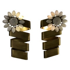 Flower Sconces at Cost Price