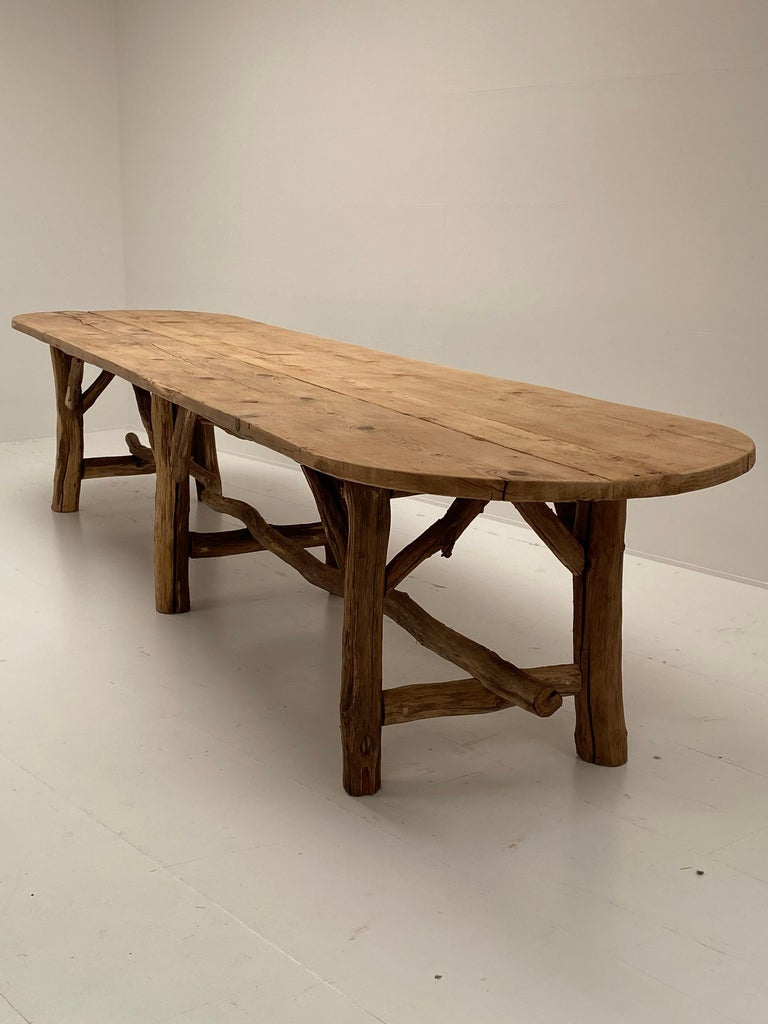 Flower Shop Table from South of France For Sale 5