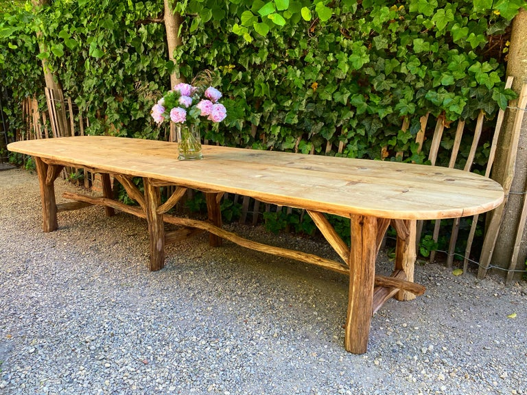 Flower Shop Table from South of France For Sale 7