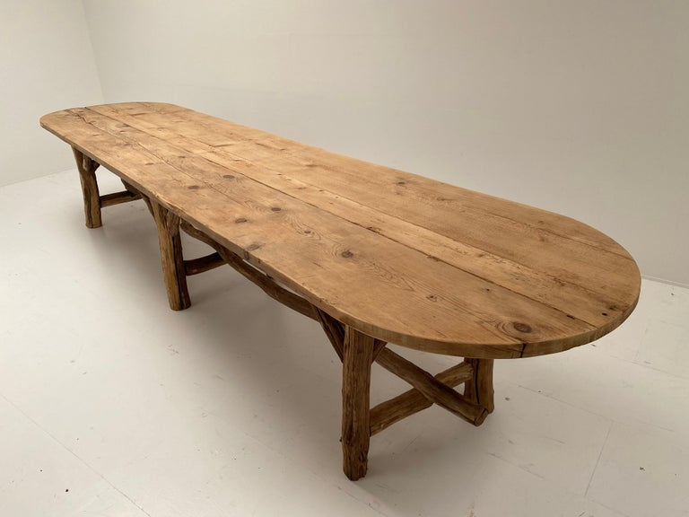 Flower Shop Table from South of France For Sale 2