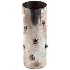 Flower Vase, Luigi Genazzi, 20th Century
