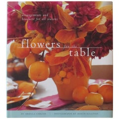 Flowers for the Table Vintage Decorating Book