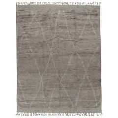 Fluffy Moroccan Collection Rug, 8' x 10'5