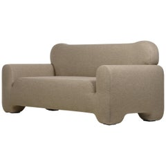 Fluffy Sofa by FAINA