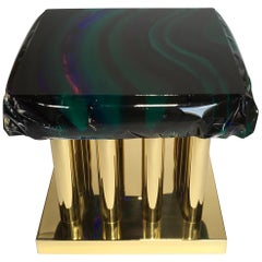 Coffee Table Fluorite Model by Studio Superego, Italy