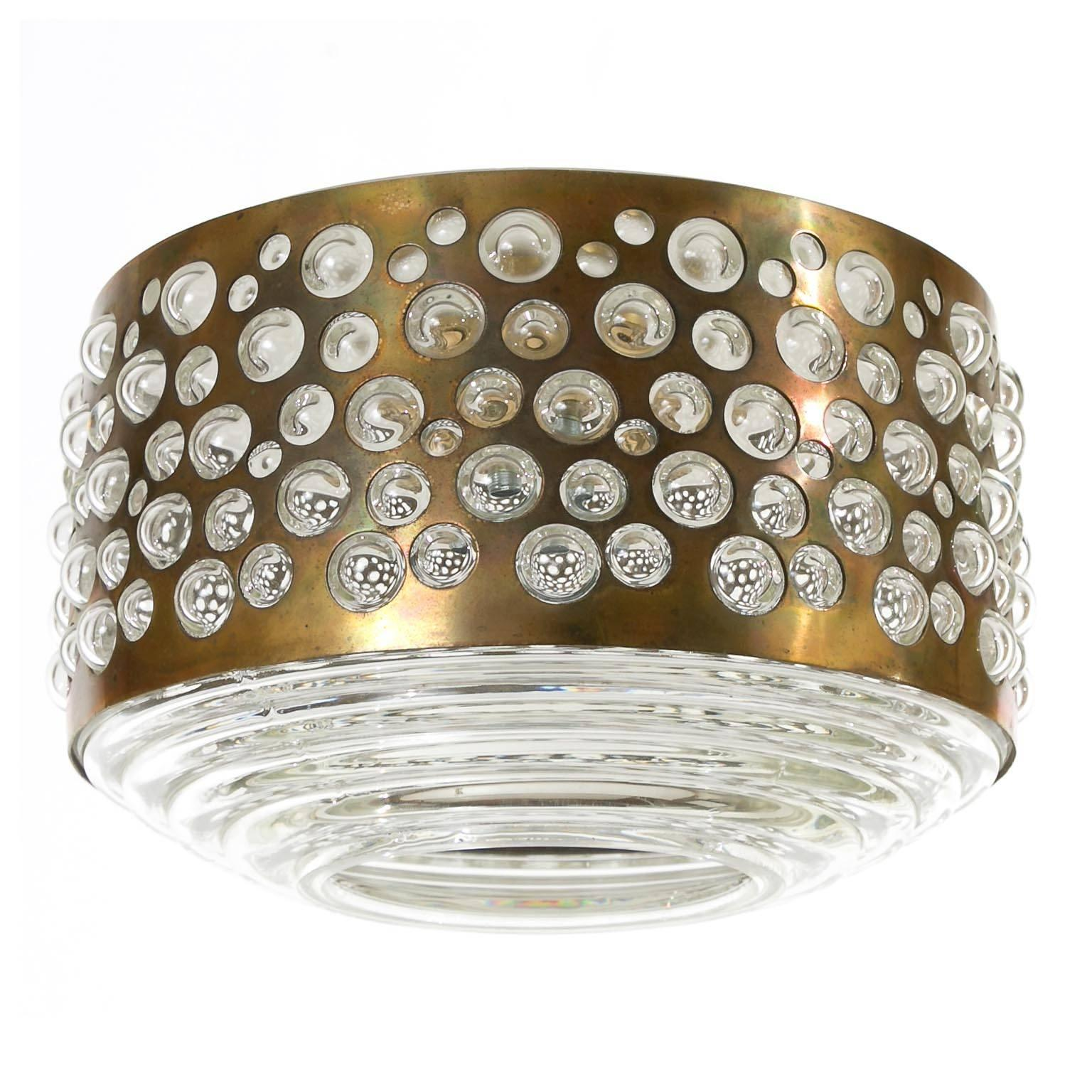 holophane flush flushmount mount decorative products fixture ceilings shades with handel ceiling light