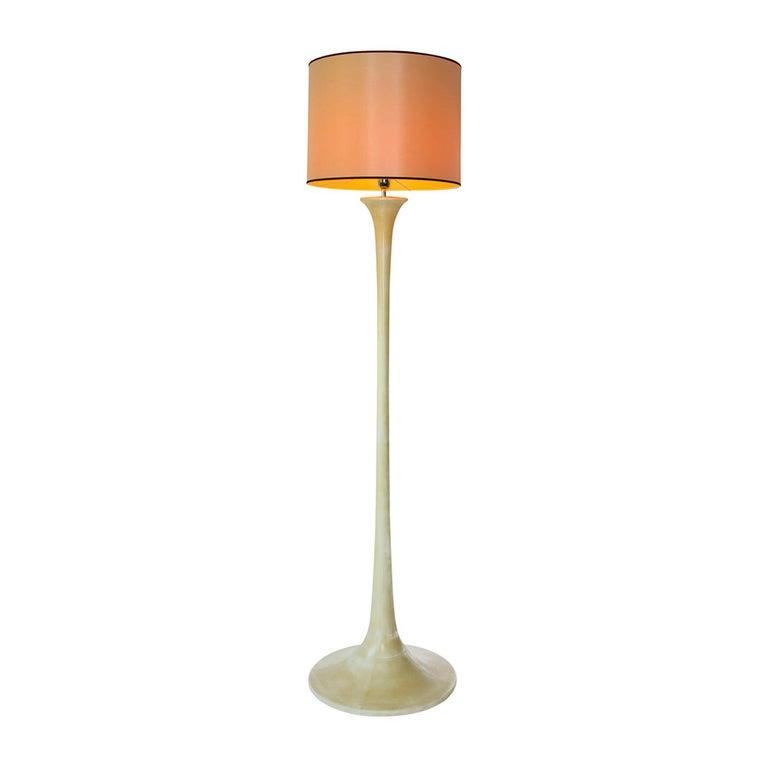 Flute Floor Lamp For Sale
