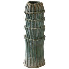 Fluted Vase #2 by Robbie Heidinger