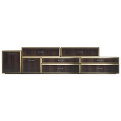 Fly Case Large Sideboard in Wood by Roberto Cavalli Home Interiors