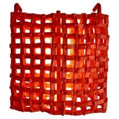 Foam Catcher Wall Light 1