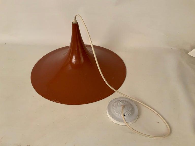 Fog & Mørup Danish Pendant Light For Sale 1