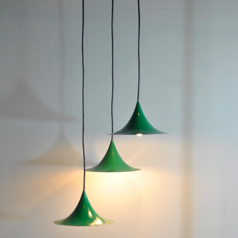 Fog & Mørup Set of Three Little Chandelier In Good Condition For Sale In bari, IT