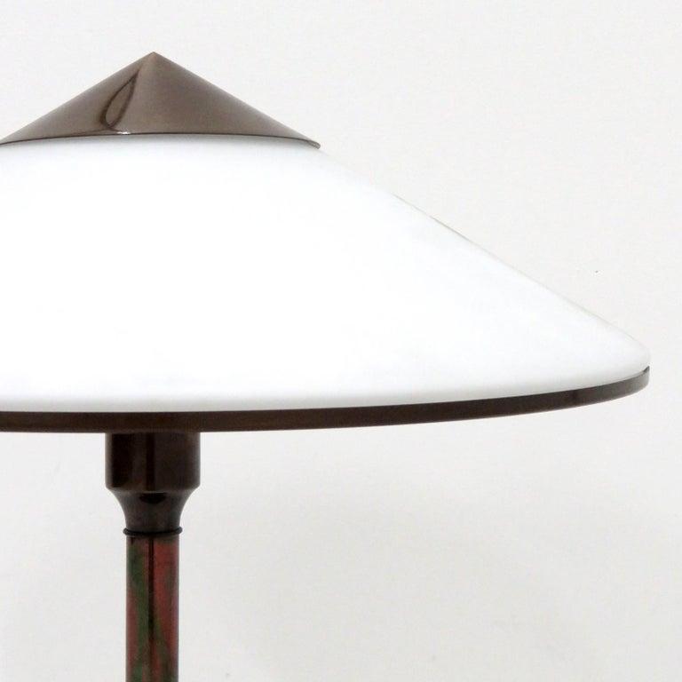 Danish Fog & Mørup 'Kongelys' Table Lamp For Sale