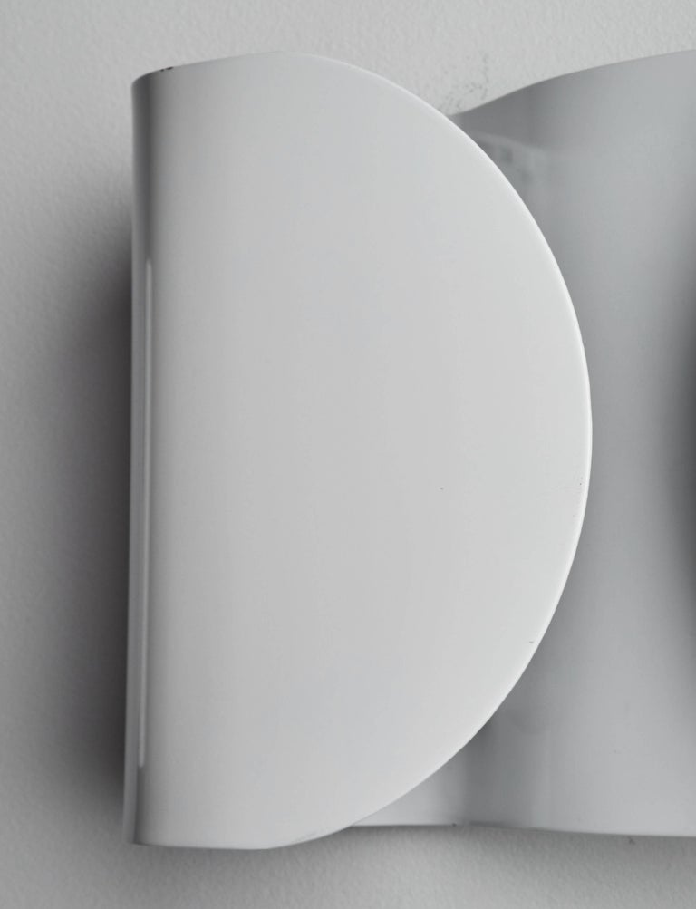 Contemporary Foglio Sconce by Tobia Scarpa for Flos For Sale