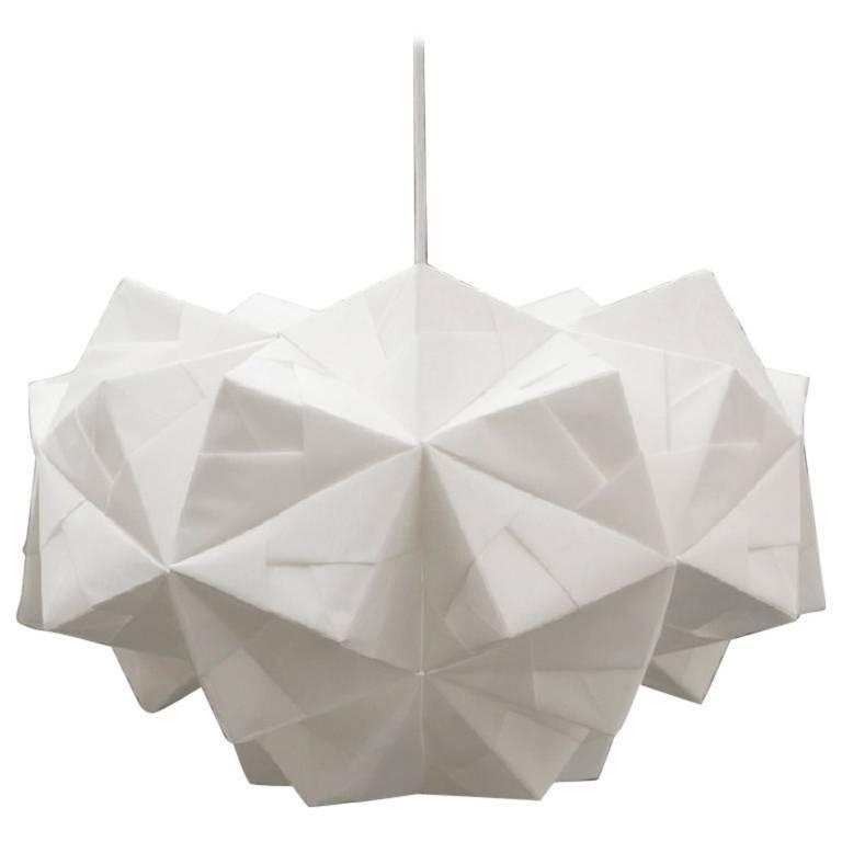 Foldability, Petra Pendant For Sale