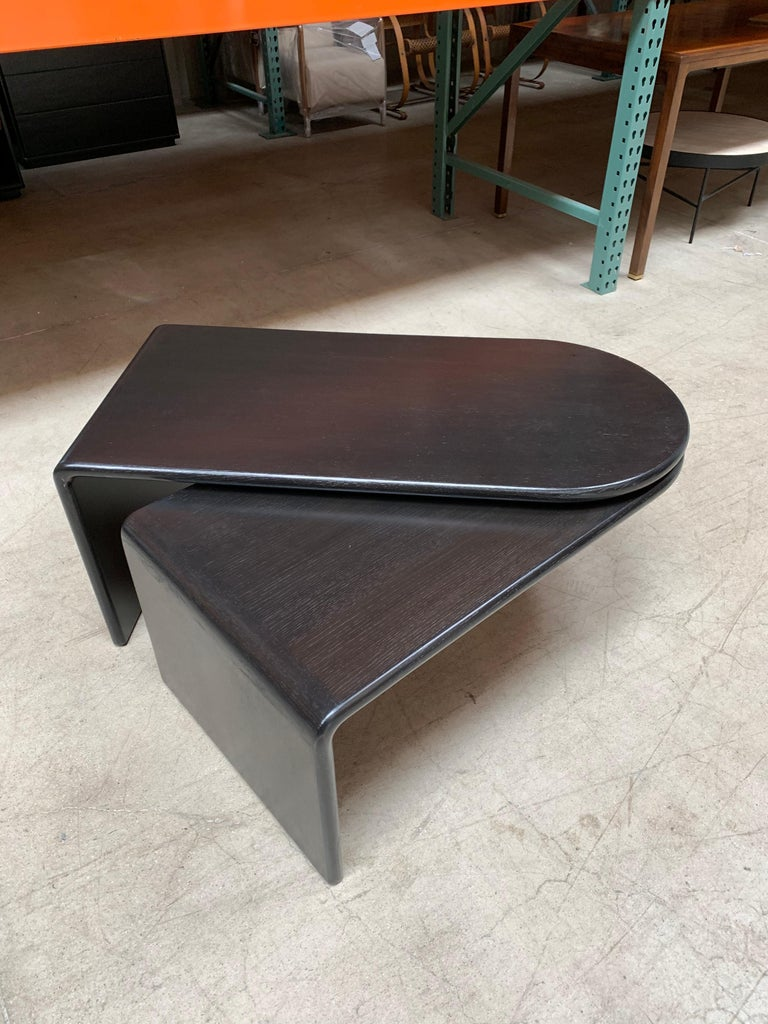 Foldable Coffee Table c1970s 4