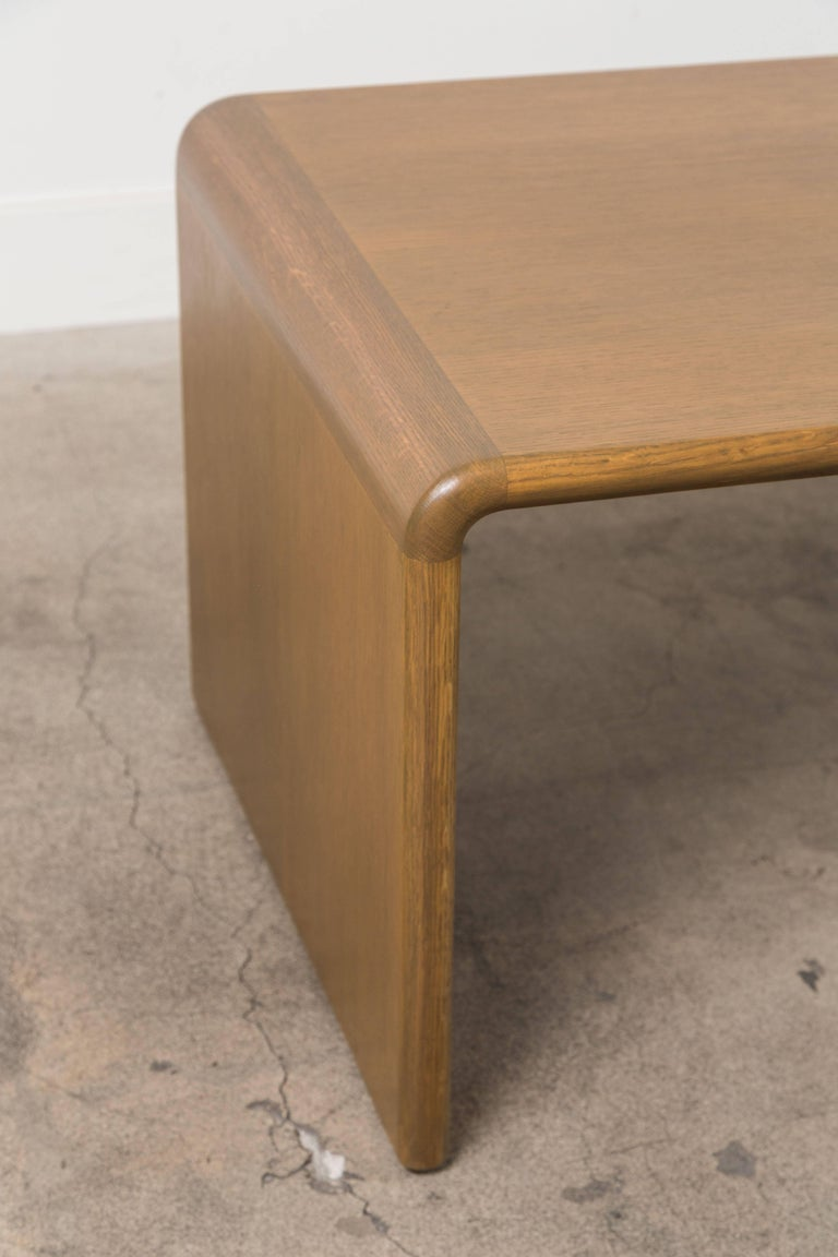 French Foldable Coffee Table c1970s