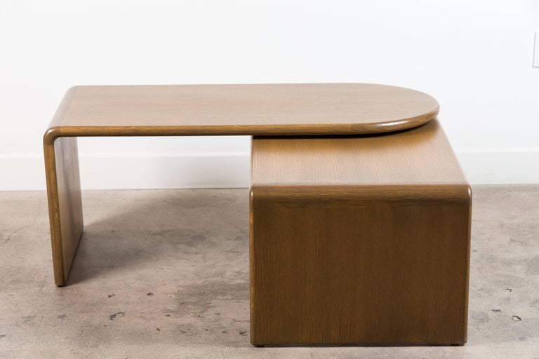 Mid-20th Century Foldable Coffee Table c1970s