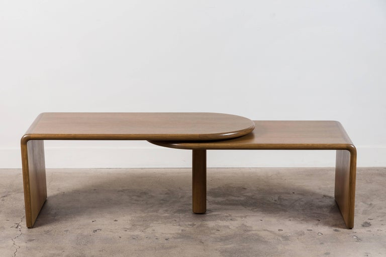Foldable Coffee Table c1970s 1