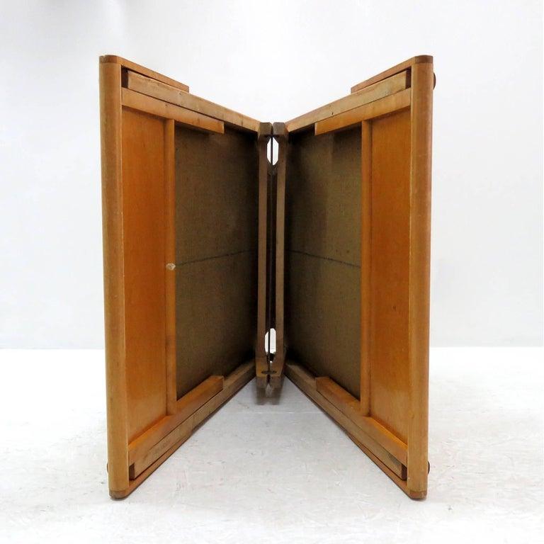 Folding Bed by Brdr. Johansson For Sale 2