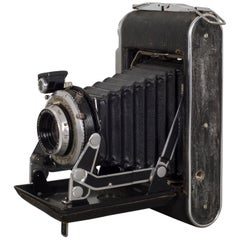 Folding Camera by Kodak, circa 1920