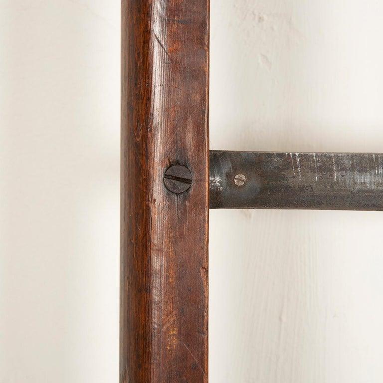 Folding Pole Ladder For Sale 4