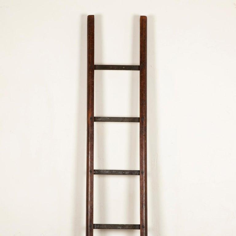 Campaign Folding Pole Ladder For Sale