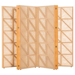 Folding Screen / Room Divider Produced in Sweden