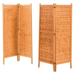 Folding Screens / Room Dividers Produced by Alberts in Tibro, Sweden