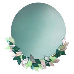Foliage Wall Mirror by Serena Confalonieri