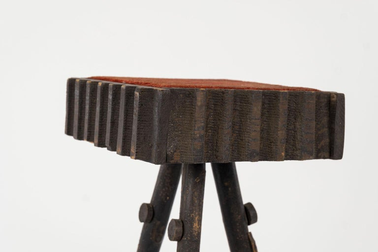 Bentwood Antique Folk Art Twig Stand For Sale