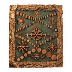 Folk Art Cork Collection